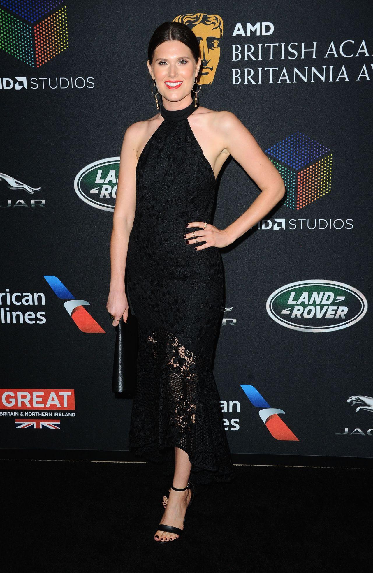 Charlotte Rothwel – BAFTA Los Angeles Britannia Awards 2017