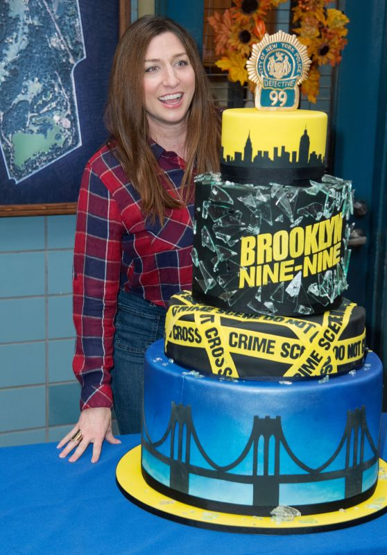 "Chelsea Peretti - ""Brooklyn Nine-Nine"" 99th Episode Celebration in LA"