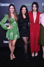 Chloe Bennet – Hulu and EW New York Comic Con After Party 10/06/2017