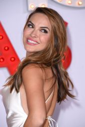 """Chrishell Stause – """"A Bad Moms Christmas"""" Premiere in Westwood"""