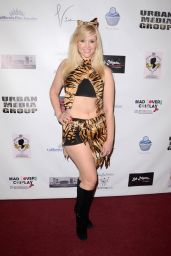 Chrissy Leigh Anderson – Halloween Hotness 4: Heating Up For The Cure in Hollywood 10/15/2017