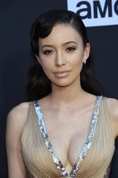 "Christian Serratos - ""The Walking Dead"" TV Show Premiere in Los Angeles"