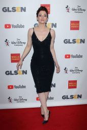 Chyler Leigh – GLSEN Respect Awards 2017 in Los Angeles