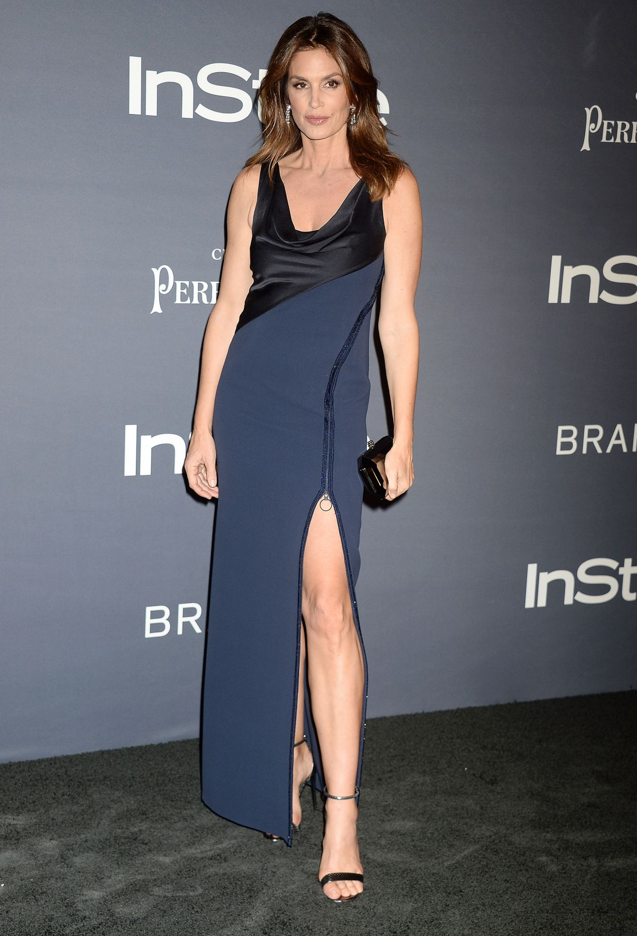 Cindy Crawford Instyle Awards 2017 In Los Angeles