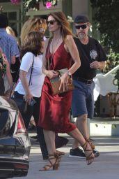 Cindy Crawford Style - Santa Monica, CA 10/15/2017