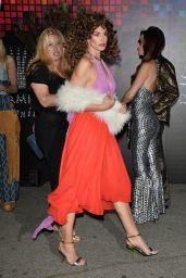 Cindy Crawford – Tequila Casamigos Halloween Bash 2017 in Los Angeles
