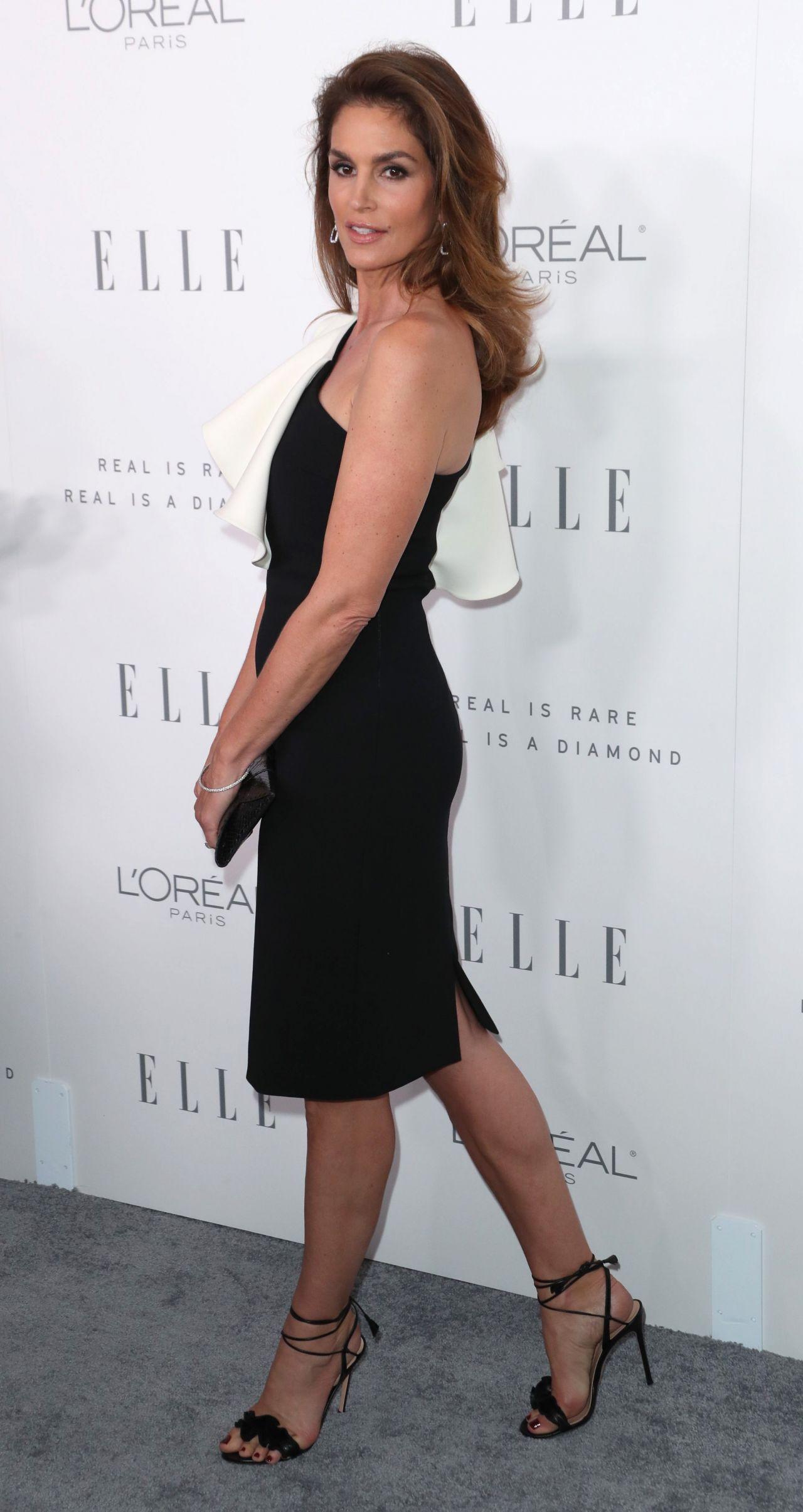 Cindy Crawford Women In Hollywood Celebration In Los