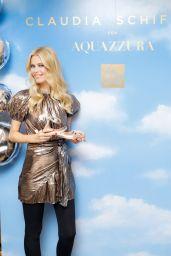 Claudia Schiffer - Claudia Schiffer for Aquazzura Launch in NYC