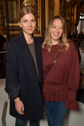 Clémence Poésy – Stella McCartney Fashion Show, PFW in Paris 10/02/2017