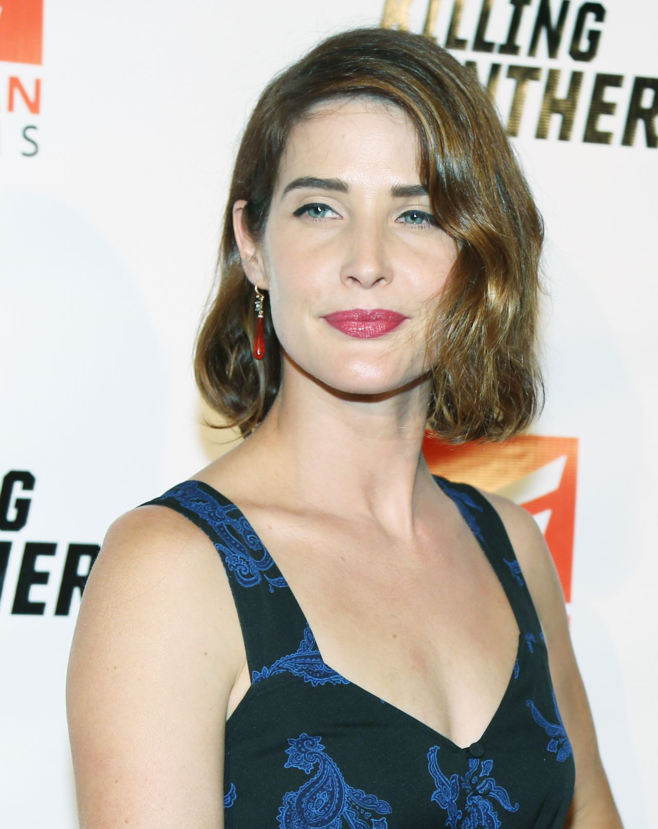 """Cobie Smulders – """"Killing Gunther"""" Film Screening in Los Angeles"""