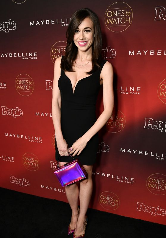 Colleen Ballinger – PEOPLE's Ones to Watch Party in LA 10/04/2017