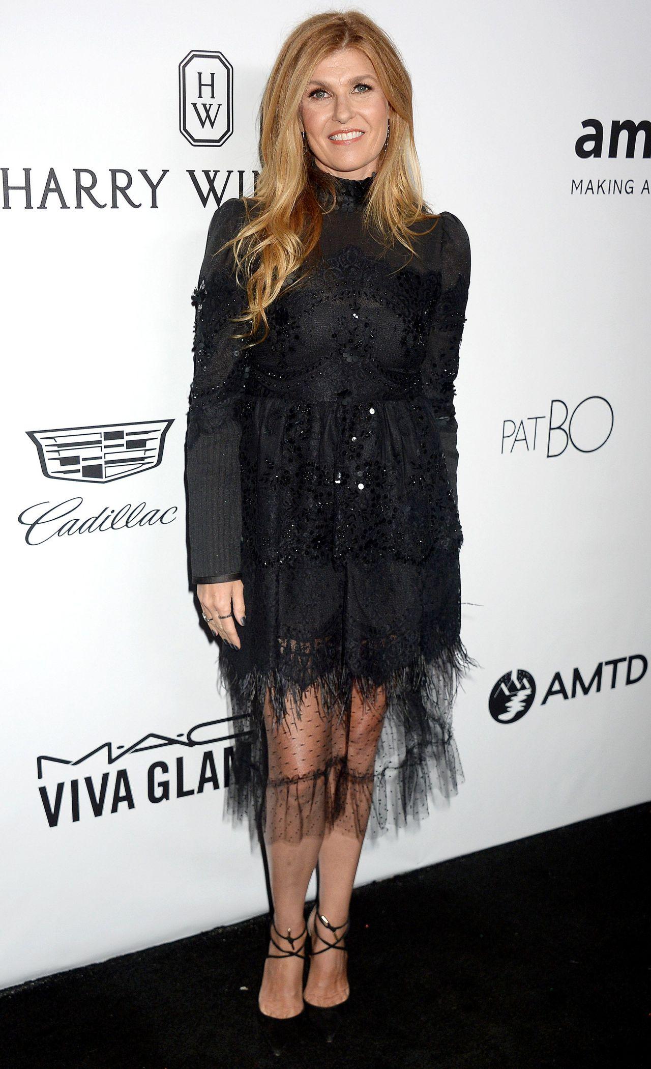 Connie Britton – amfAR Gala 2017 in Los Angeles