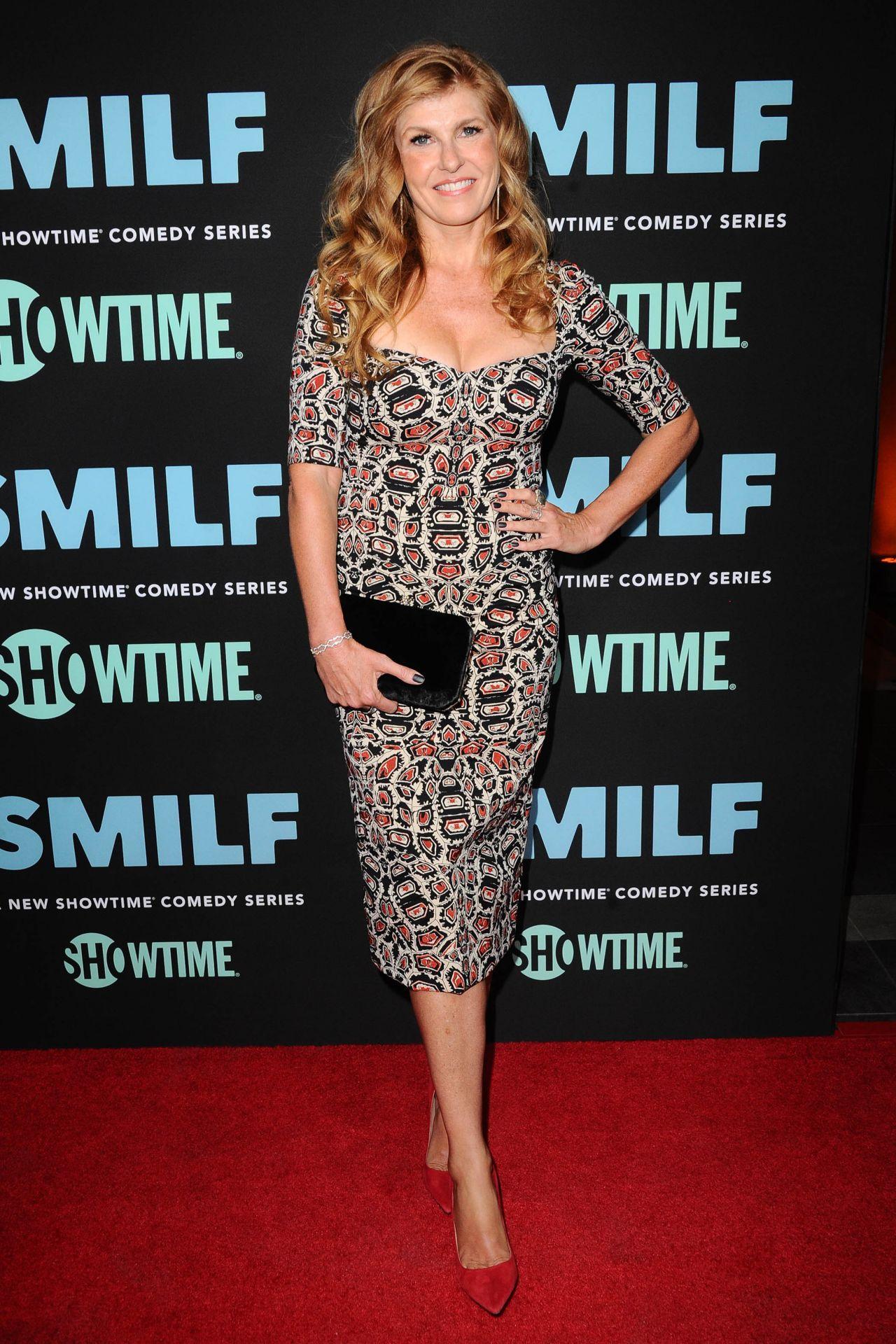"Connie Britton – ""SMILF"" TV Series Premiere in Los Angeles 10/09/2017"