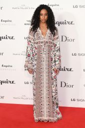 Corinne Bailey Rae - Esquire Townhouse With Dior Launch Party in London