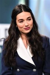 Crystal Reed - Build Studio in NYC 10/18/2017