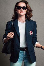 Daisy Ridley - Photoshoot for V Magazine (2017)