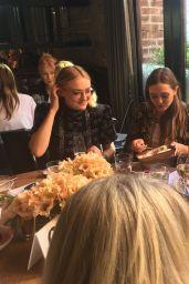 Dakota Fanning Pics and Videos - Social Media 10/18/2017