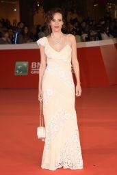 Daniela Piazza – Rome Film Festival Pre-Opening Red Carpet 10/25/2017