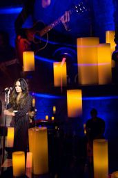 Demi Lovato – Bulgari Flagship Store Opening Celebration in New York 10/20/2017