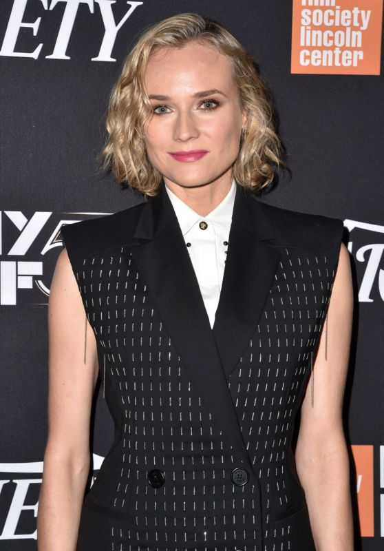 Diane Kruger - New York Elite Entertainment Event in NYC 10/04/2017