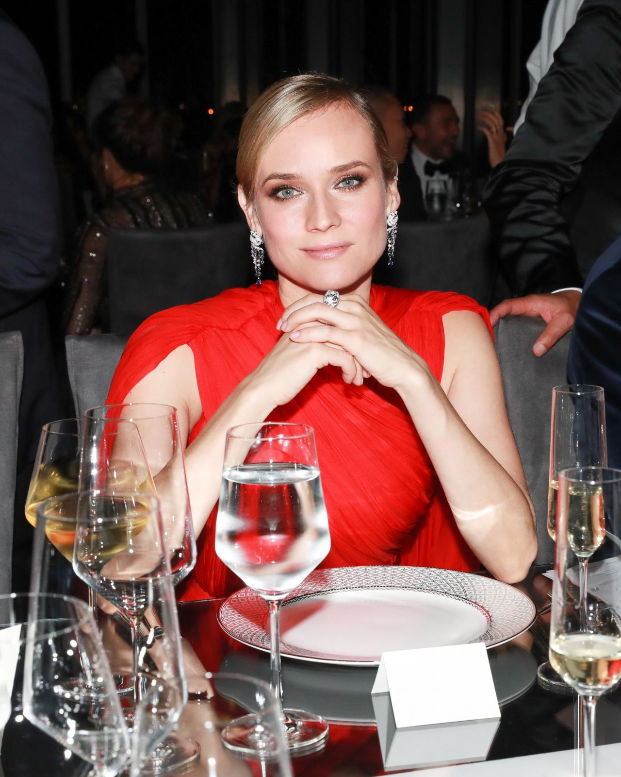 "Diane Kruger – ""Resonances de Cartier"" Jewelry Collection Launch in NY"