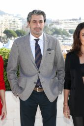 """Dolunay Soysert - """"City of Secrets"""" Photocall, 2017 MIPCOM in Cannes"""