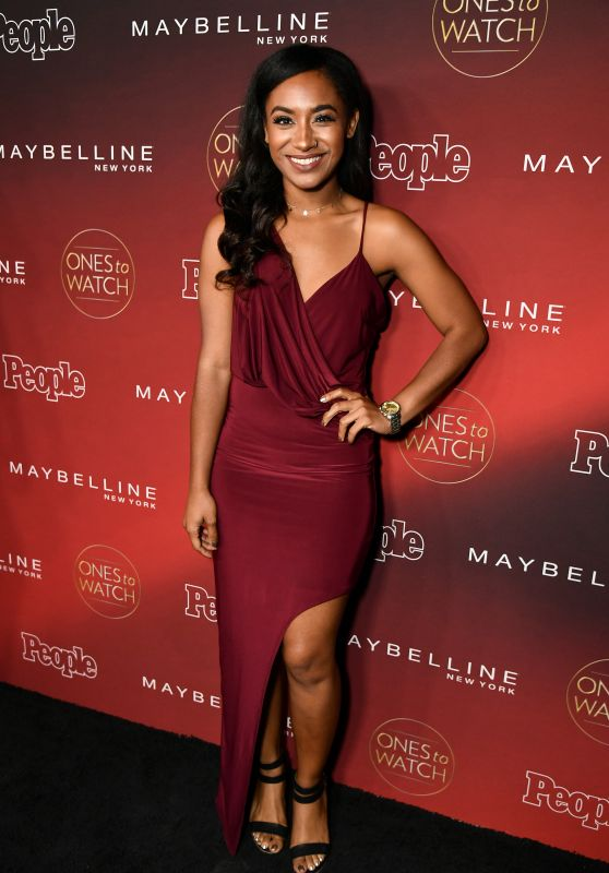 Dominique Alexis – PEOPLE's Ones to Watch Party in LA 10/04/2017