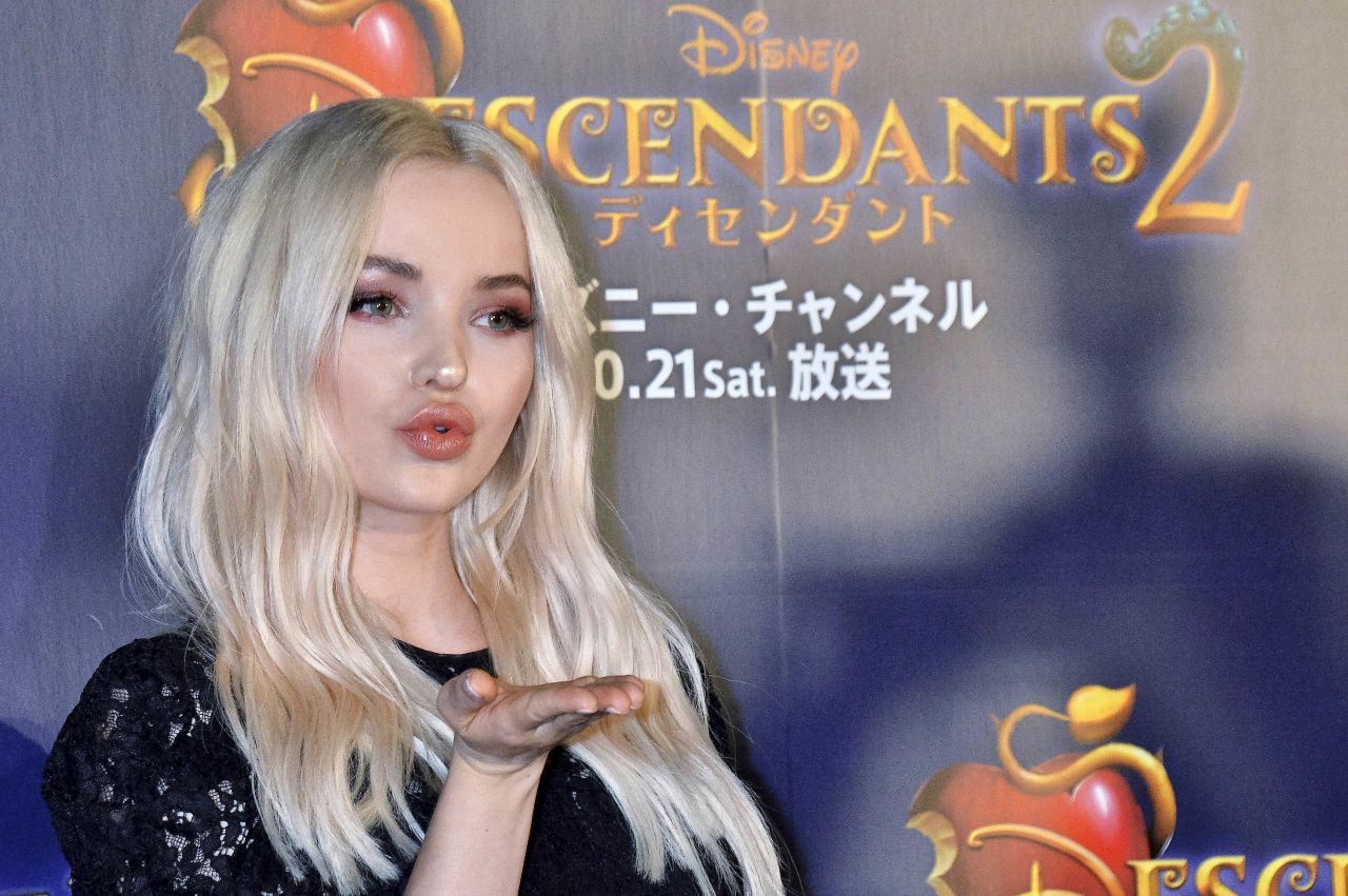 "Dove Cameron - ""Descendants 2"" Fan Event in Tokyo"