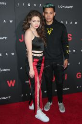 """Dytto – """"Jigsaw"""" Red Carpet in Los Angeles"""
