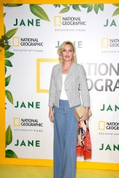 "Elaine Hendrix – National Geographic Documentary Film's ""Jane"" Premiere in LA 10/09/2017"