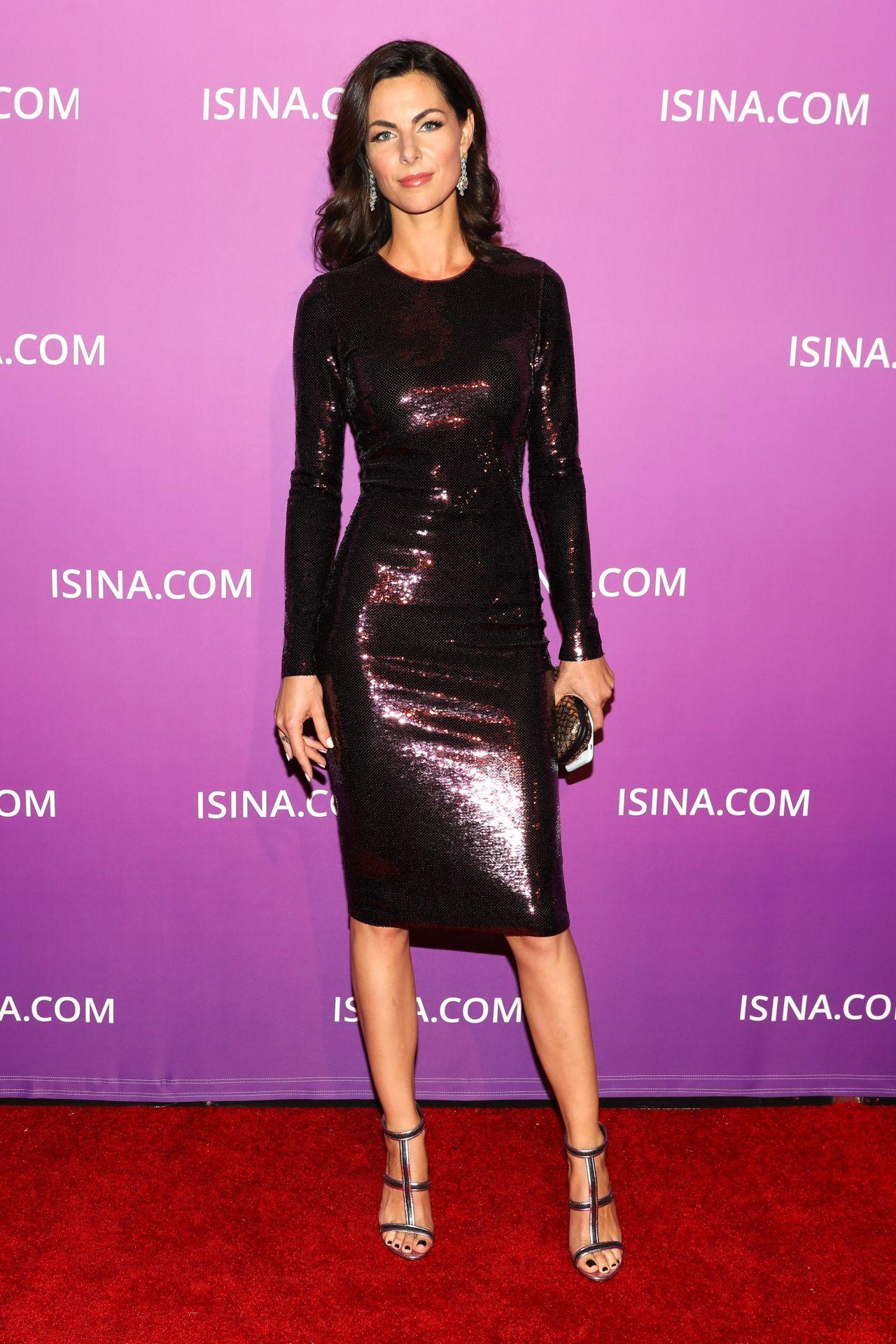 Elena Kurochk – Isina Global Gala in Los Angeles