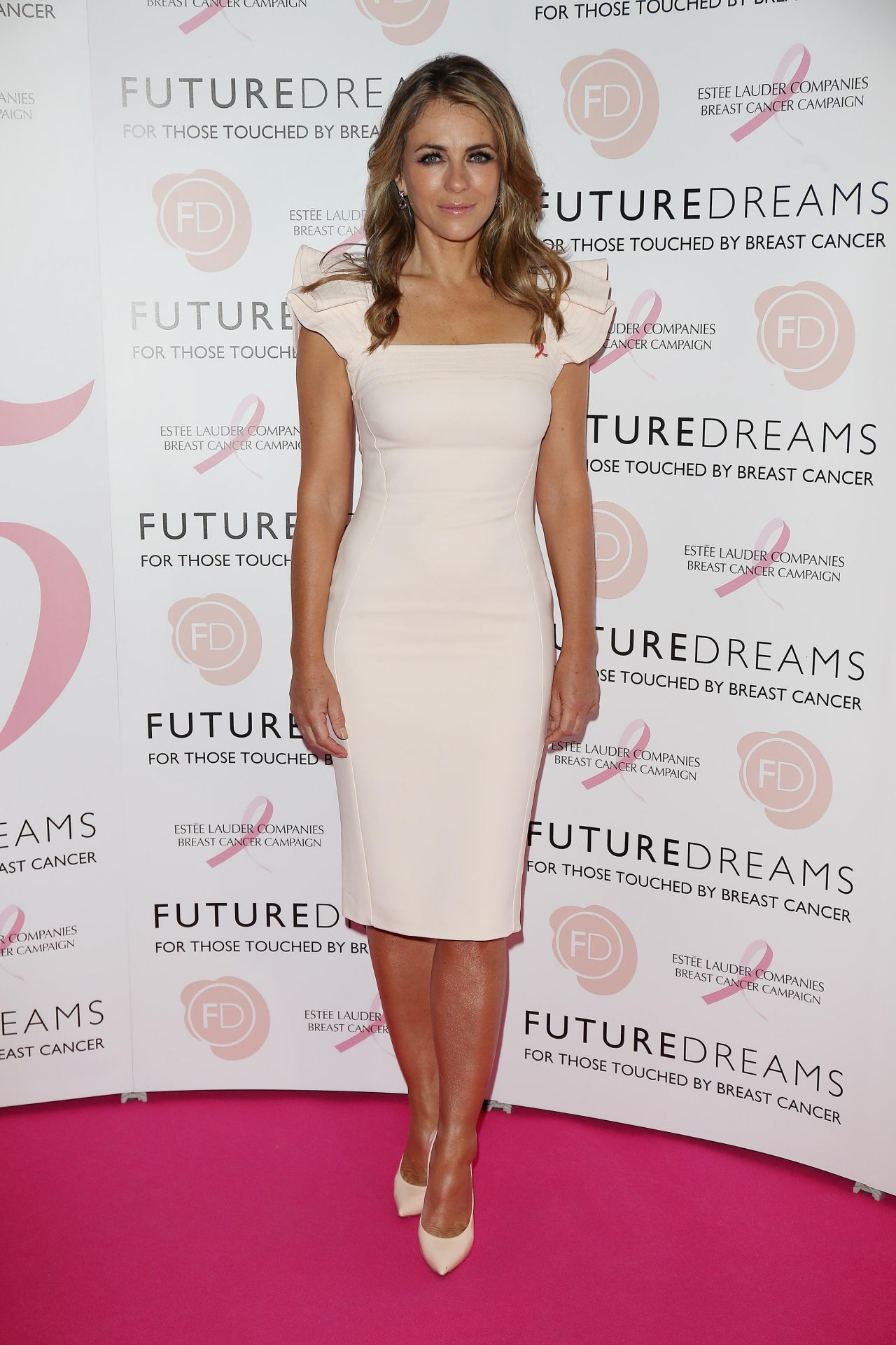 Elizabeth Hurley – Future Dreams's Fundraising Charity Lunch in London 10/09/2017