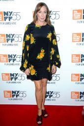 "Elizabeth Marvel - ""The Meyerowitz Stories"" Premiere in New York 10/01/2017"