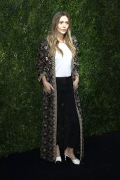 Elizabeth Olsen – The Tribeca Chanel Women's Filmmaker Program Luncheon 10/17/2017