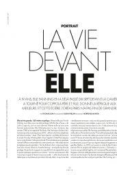 Elle Fanning - ELLE France, October 6th, 2017