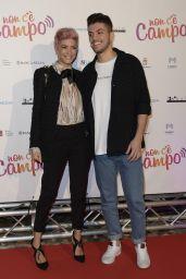 """Elodie Di Patrizi – """"Non C'e Campo"""" Premiere in Rome"""