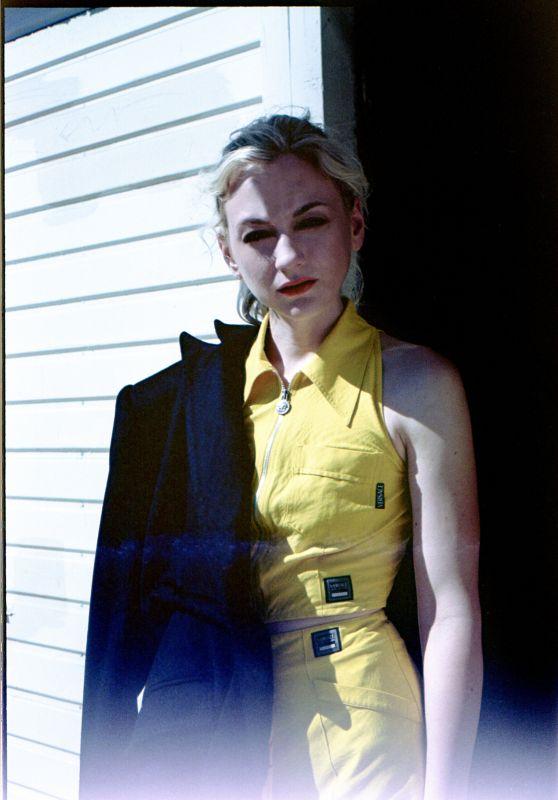Emily Kinney - Photoshoot for Flaunt Magazine October 2017