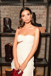 "Emily Ratajkowski - Frye ""Hometown Pride"" Celebration in New York"