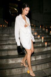 Emily Ratajkowski - Vogue Party at PFW in Paris 10/01/2017