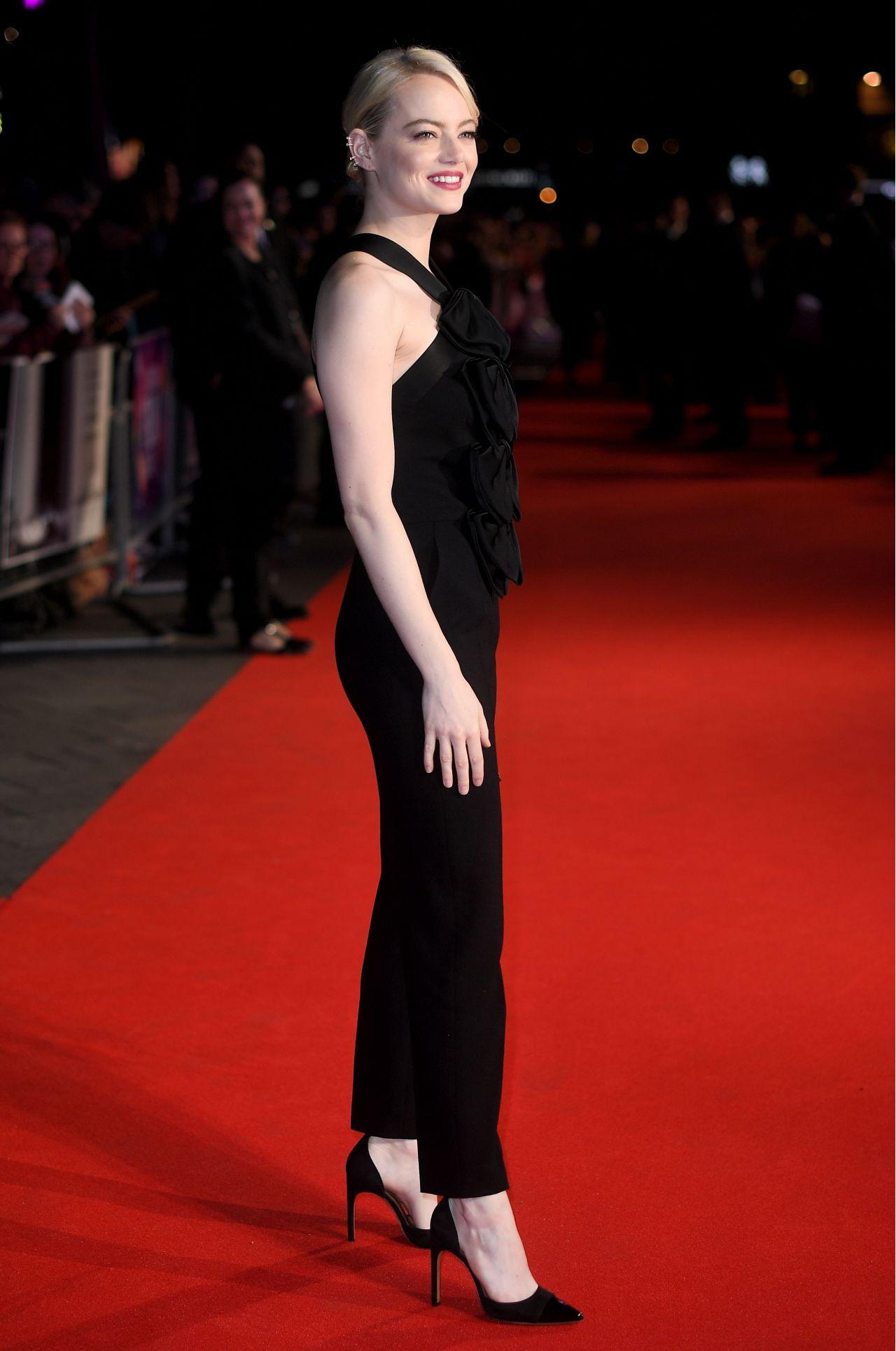 "Emma Stone - ""Killing Of A Sacred Deer"" Premiere in London"