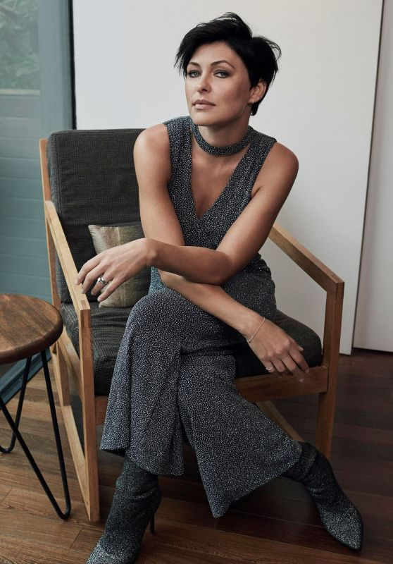 Emma Willis - Next Clothing Photoshoot, August 2017
