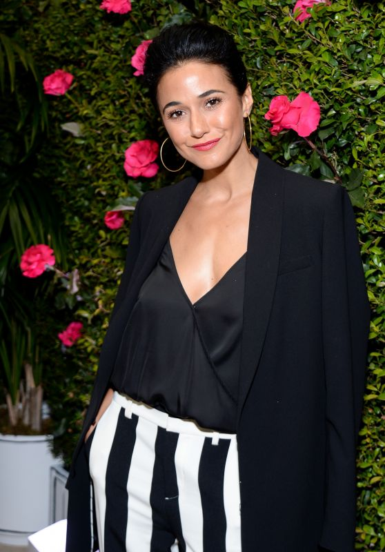 Emmanuelle Chriqui – Variety's Power of Women Event in Los Angeles