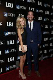 """Erin Mulvey – """"LBJ"""" Premiere in Los Angeles"""