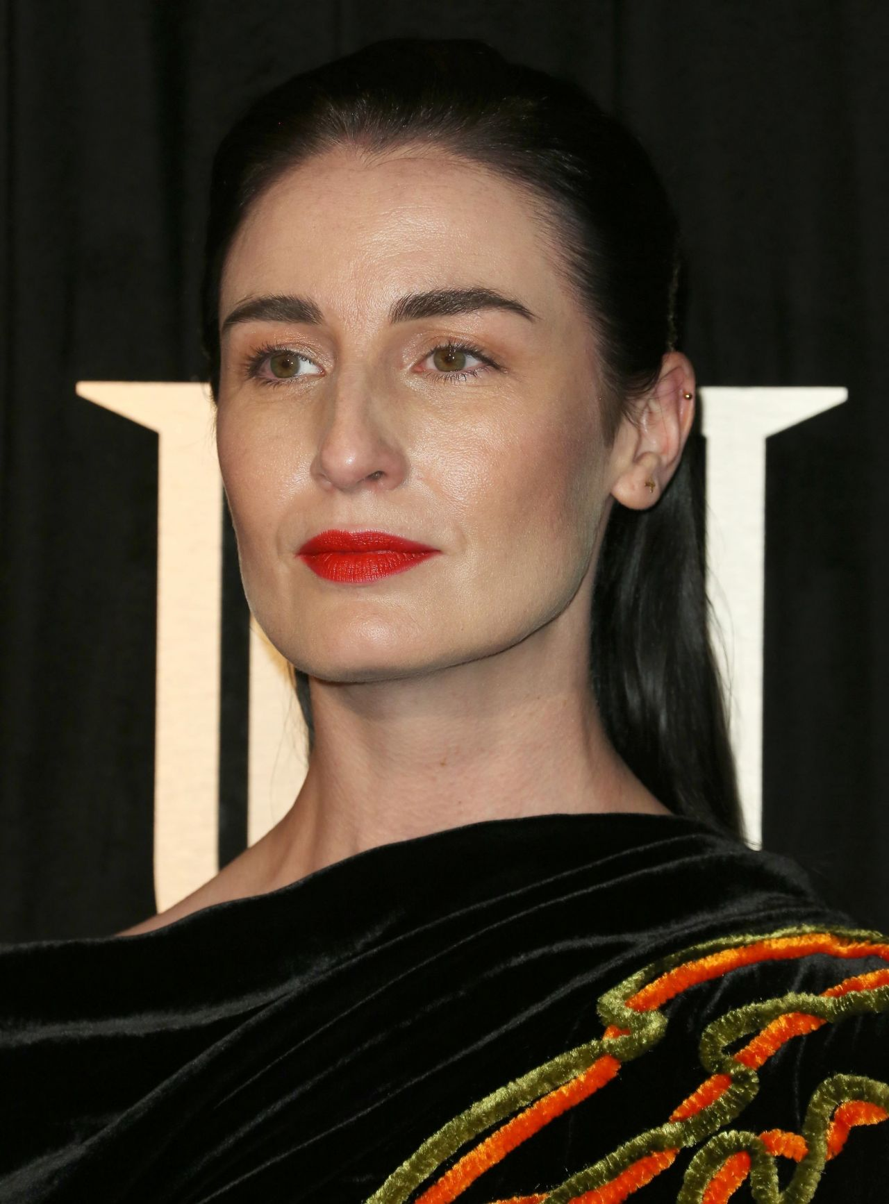 Erin O Connor Bfi Luminous Fundraiser In London 10 03 2017