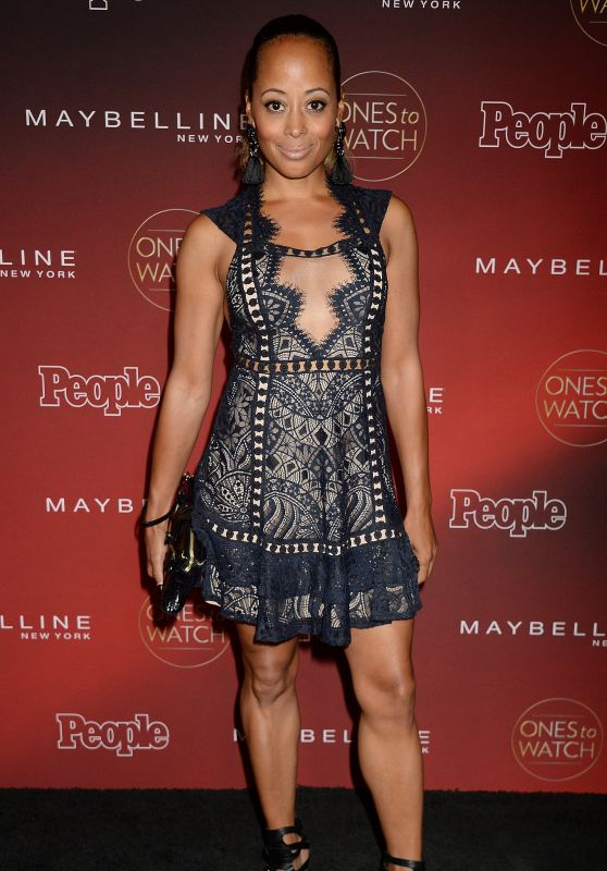 Essence Atkins – PEOPLE's Ones to Watch Party in LA 10/04/2017