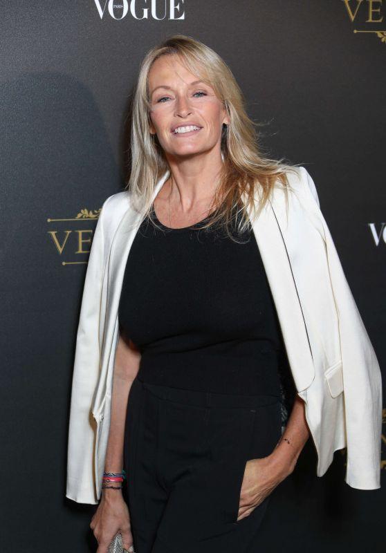 Estelle Lefebure – Vogue x Irving Penn Party in Paris 10/01/2017