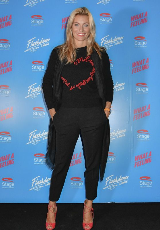 "Federica Fontana – ""Flashdance"" Musical Opening Night in Milan, Italy 10/05/2017"