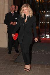 Fergie – Vogue Party at PFW in Paris 10/01/2017