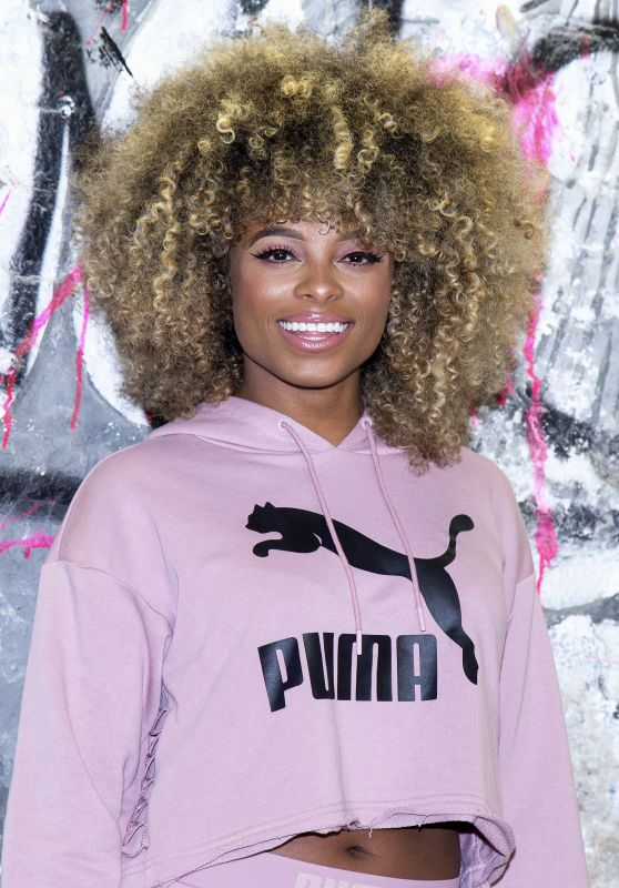 Fleur East – CoppaFeel FestiFeel in London 10/14/2017