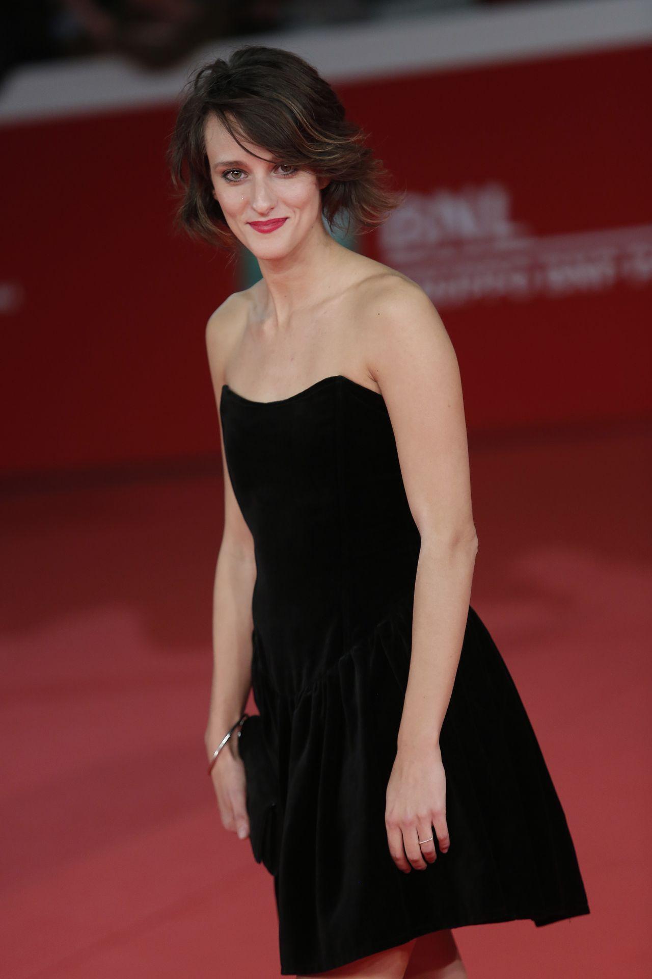 """Francesca Agostini – """"Cinque"""" Premiere at 2017 Rome Film Festival"""